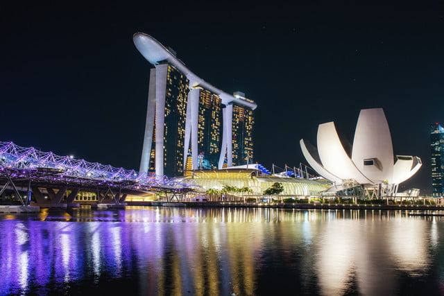 smartest cities in the world singapore marina