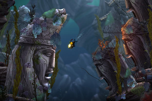 song of the deep review game featured