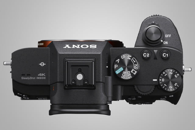 sony a7 mark iii announced 2