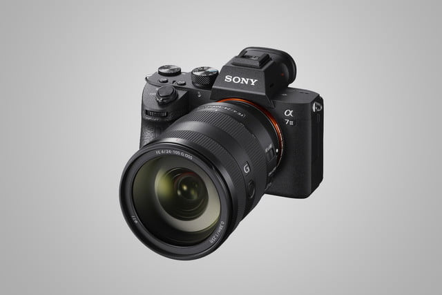 sony a7 mark iii announced featured