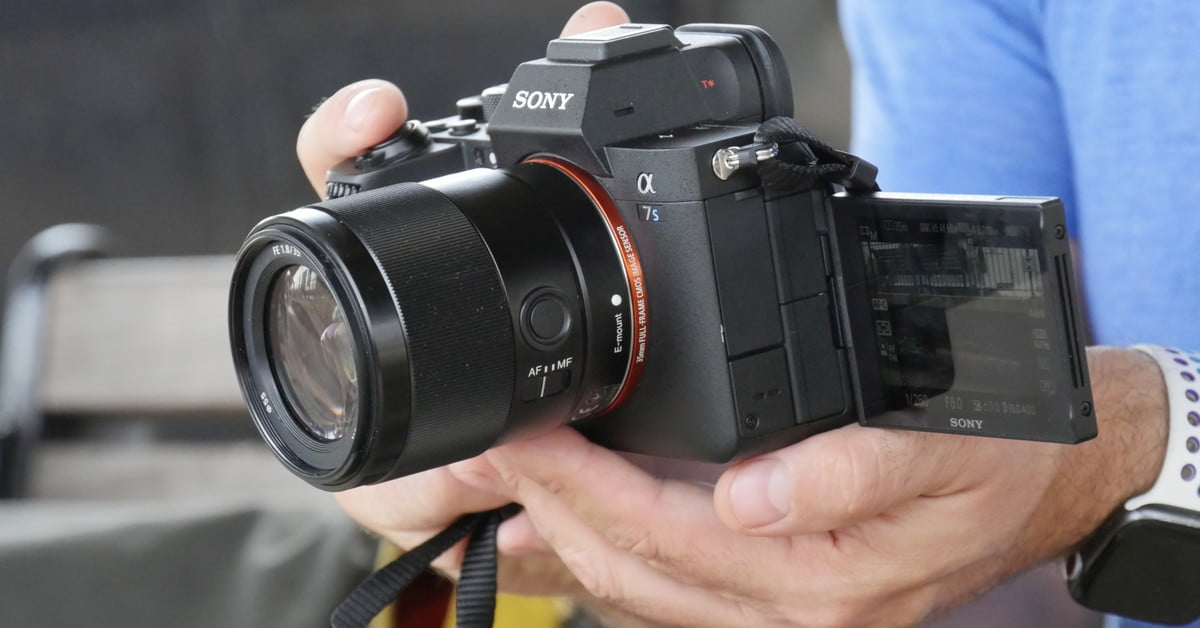 Sony A7S III hands-on: Confessions of a devout Panasonic user