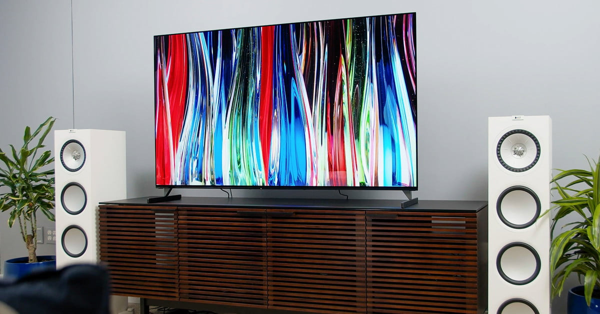Sony Bravia XR A90J 4K HDR OLED TV Review | Digital Trends