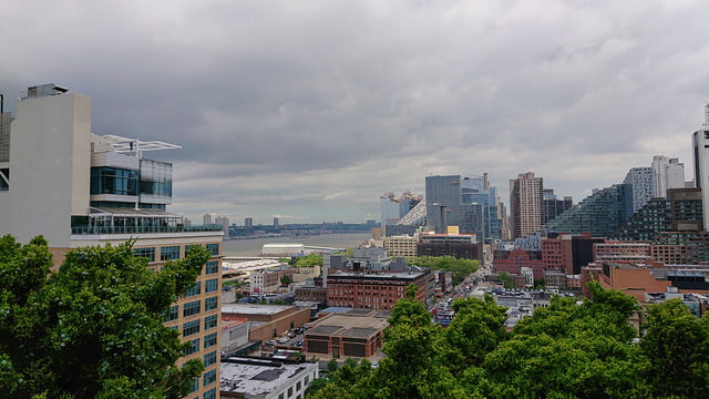 sony xperia xz2 review camera sample city skyline