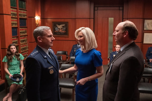 space force netflix series release date cast preview steve carell lisa kudrow