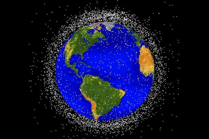 japan space junk collector issues