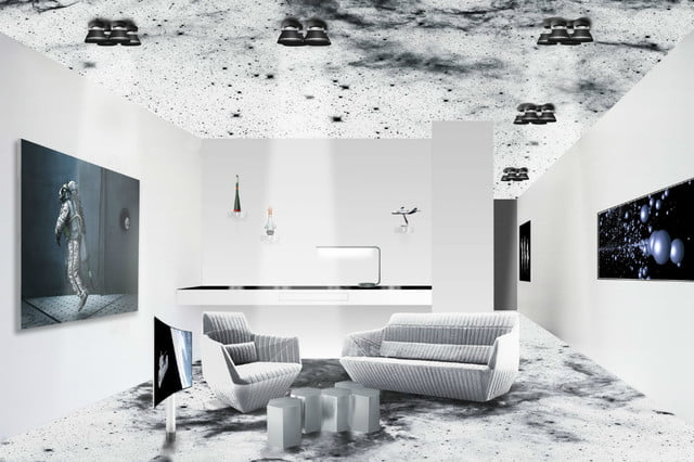 hotel offers awesome space station experience suite