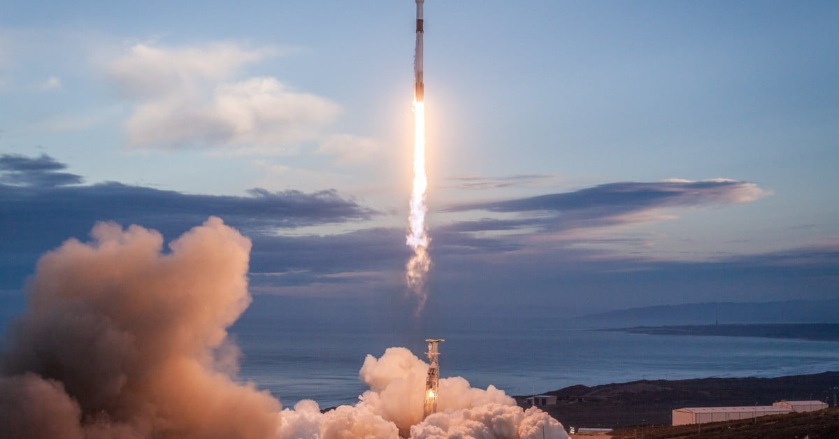 SpaceX makes its 100th successful launch with a Starlink mission