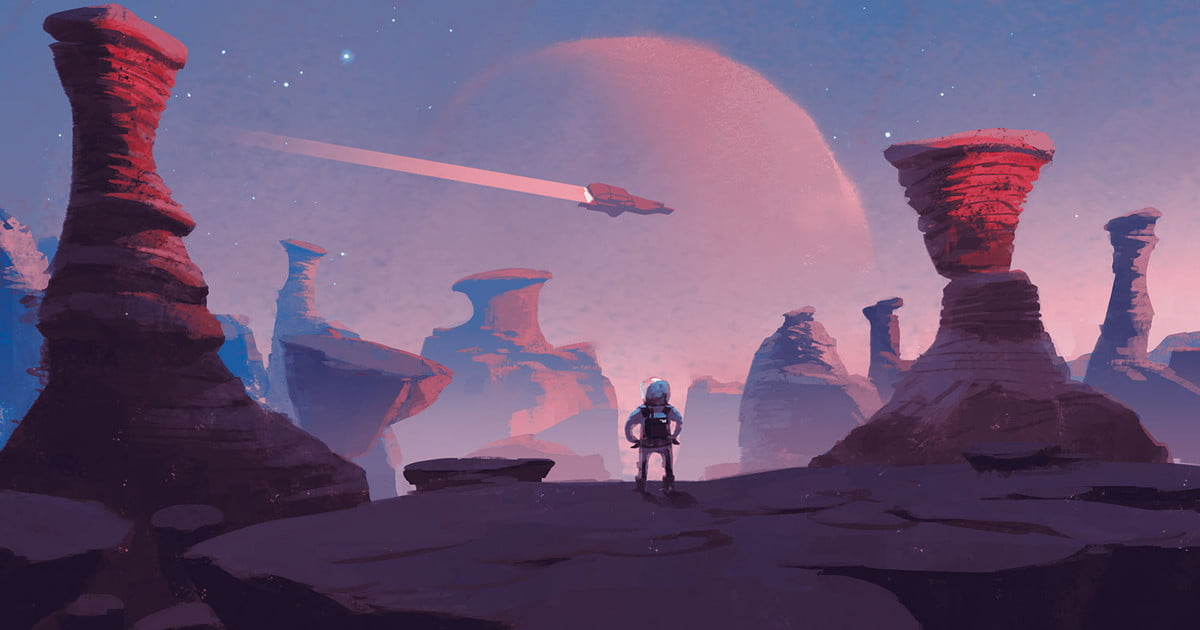 Expand your universe with Neil DeGrasse Tyson's new video game