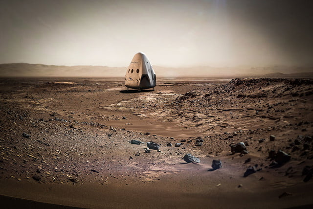 spacex announces mars mission for 2018 red dragon 004