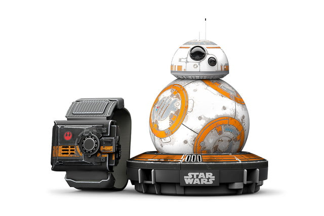 sphero force band bb8 droid bb 8 and fb base