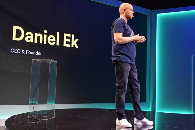 spotify adds video podcasts and running music features event 5 19 1