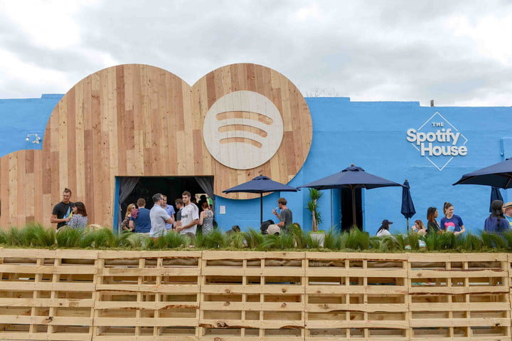 spotify sxsw 2016 party house details entertainment 1