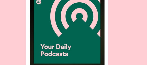 spotify your daily podcasts playlist