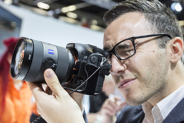 sony on consumer 360 imaging market stand  motion halle 5 2