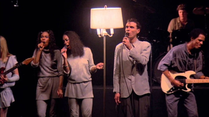 Stop Making Sense Movie