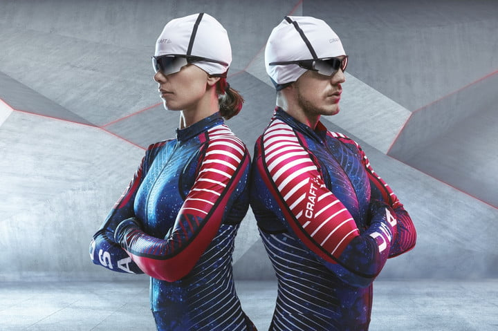 olympic cross country ski suit stratum racing 2