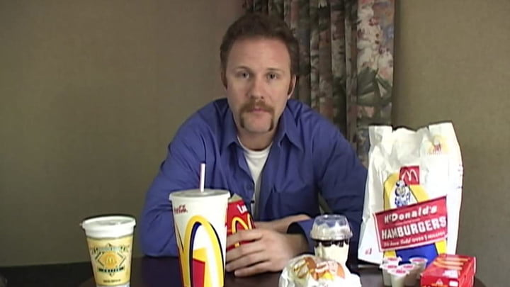 Super Size Me documentary on Amazon Prime