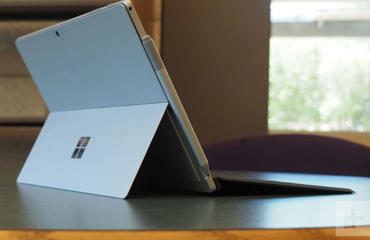 surface pro with lte now available vs pixelbook