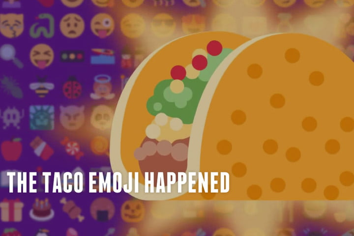 taco bell created 600 gifs and images to celebrate arrival of emoji