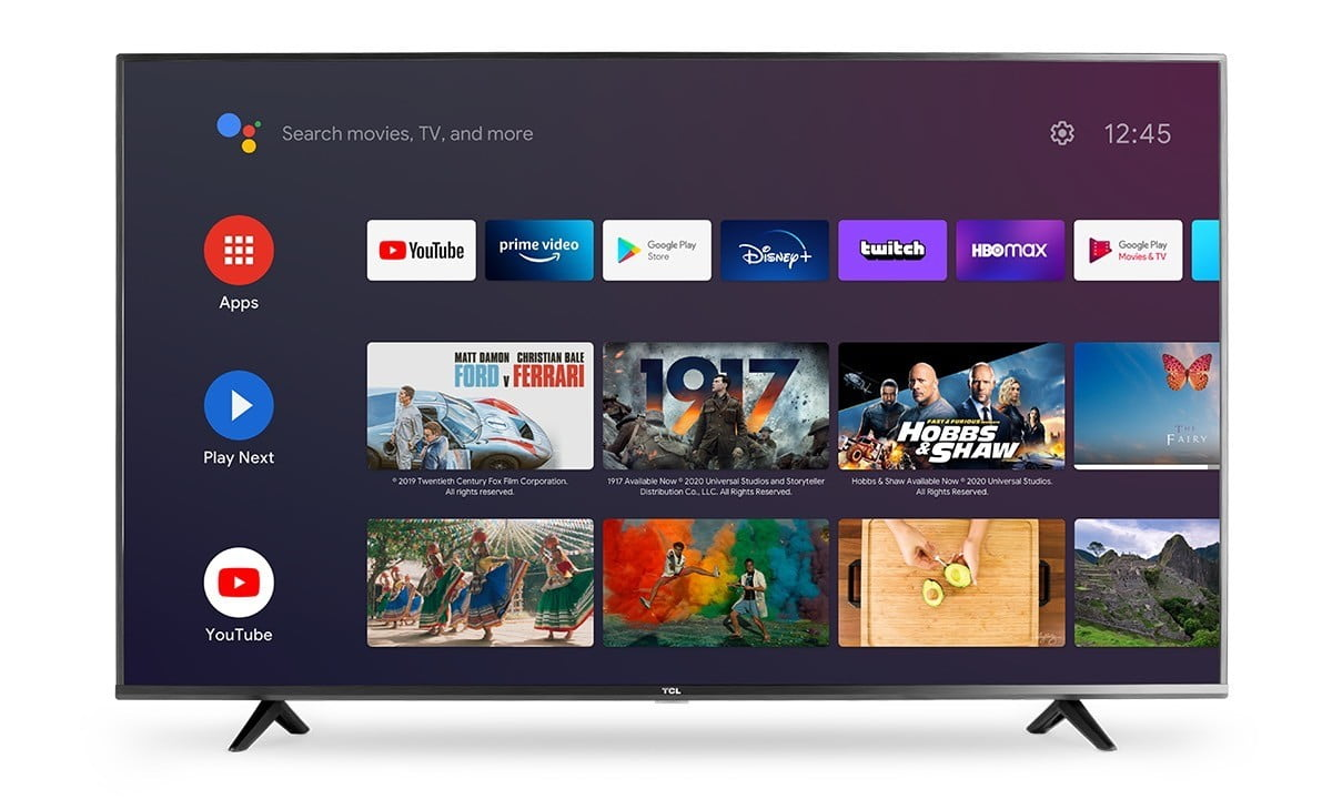 TCL 4-Series Android TV