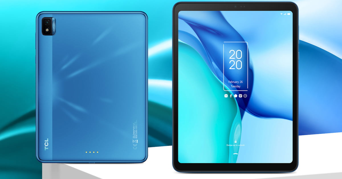 The best new tablets of CES 2021: Lenovo, TCL