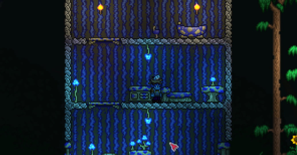 How To Make A Bed In Terraria Digital Trends
