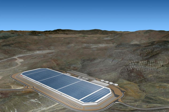 tesla gigafactory gearboxes nevada feature