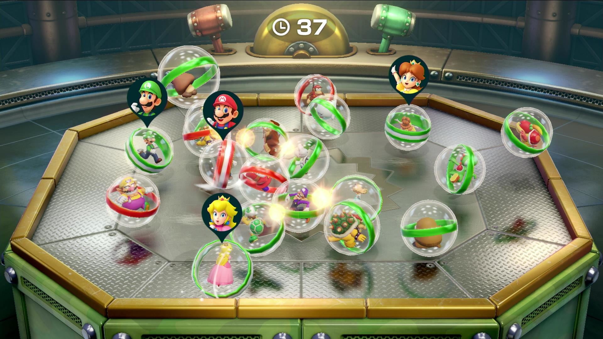 Super Mario Party gets a surprise update that expands its online play