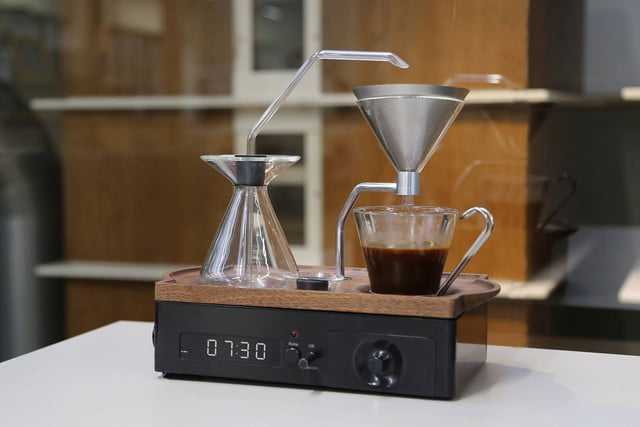 awesome tech you cant buy yet barisieur rinsekit carbon suv the  designer coffee tea alarm clock