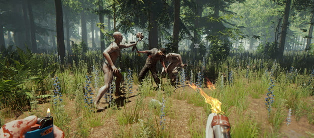 best survival games the forest