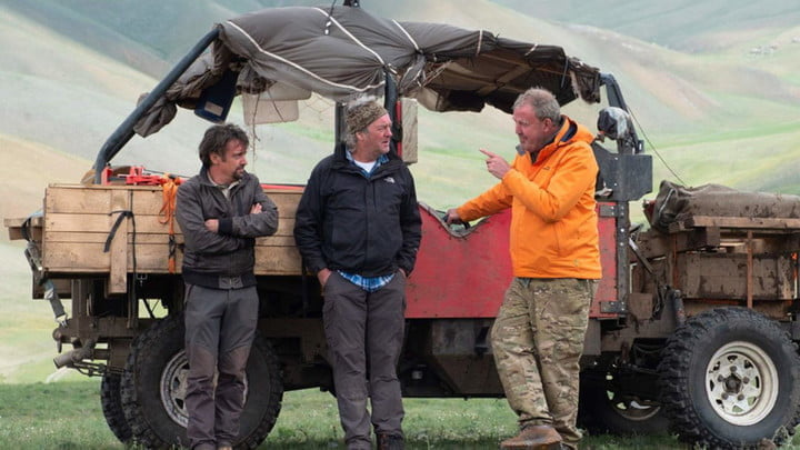 amazon prime video global expansion the grand tour