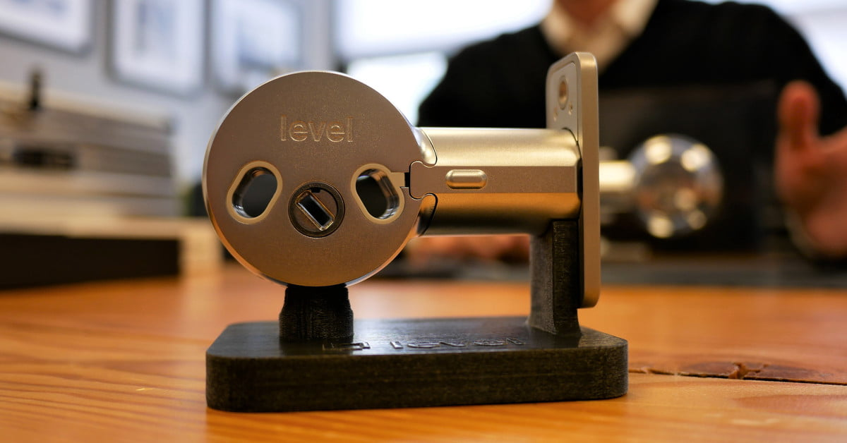 Level Lock Bolt Edition is a game-changing and disruptive smart lock