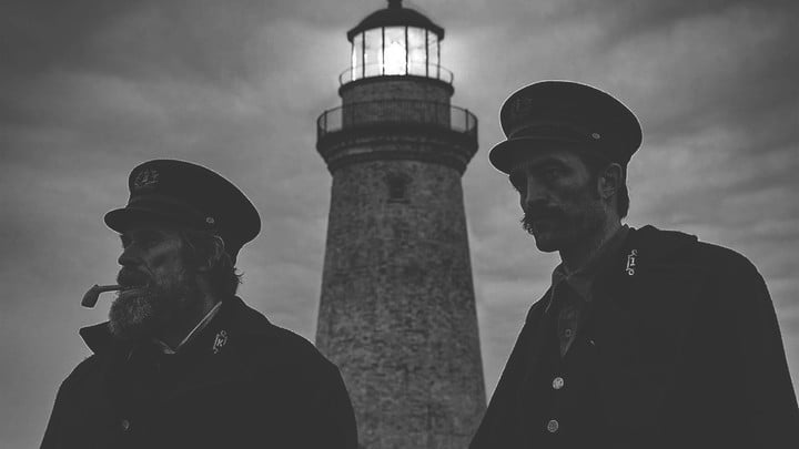 The Lighthouse, best horror movies on Amazon Prime