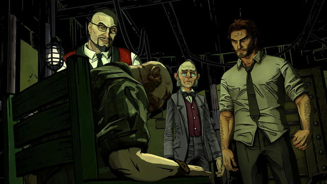 The Wolf Among Us Season One screenshot 10