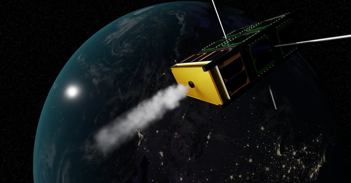 It may sound ridiculous, but the future of satellites could be steam-powered