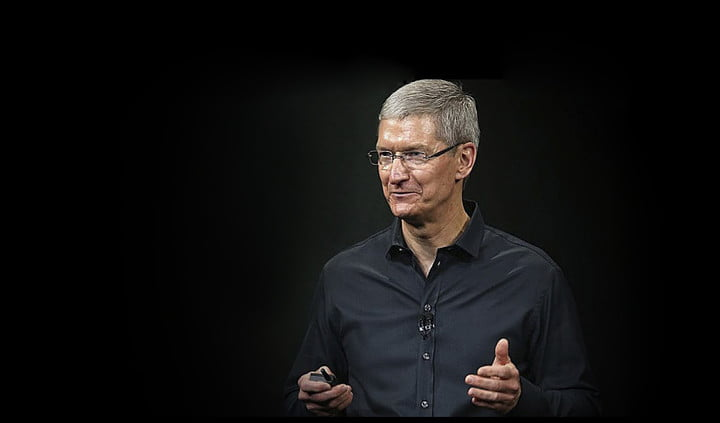 apple diversity numbers barely changed tim cook  1