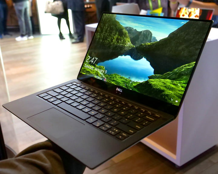 top tech of ces 2018 computing dell xps 13