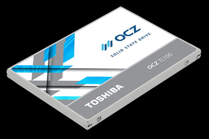 toshiba ocz tl100 family ssds value oriented hard drive replacement series