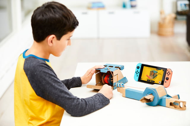 how to watch nintendo switch interactive experience announcement toy con fishing rod