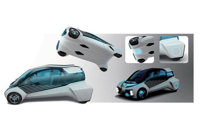 toyotas fcv plus concept comes to visit from a hydrogen future toyota 0012