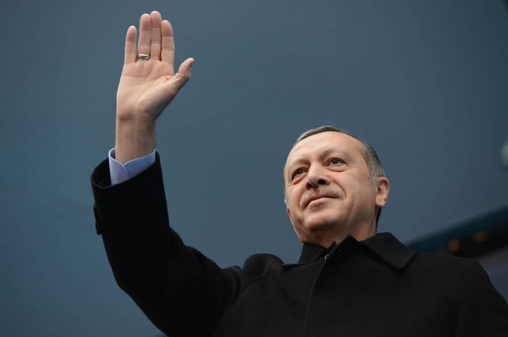 turkey social media arrests erdogan