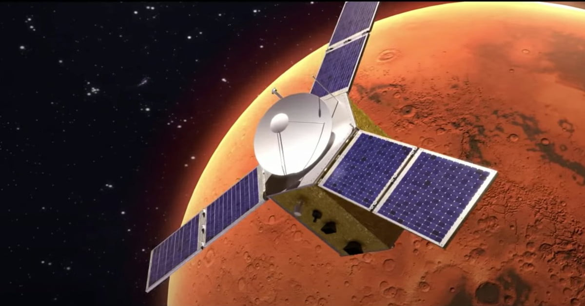 United Arab Emirates looks to make history today with its Mars mission launch