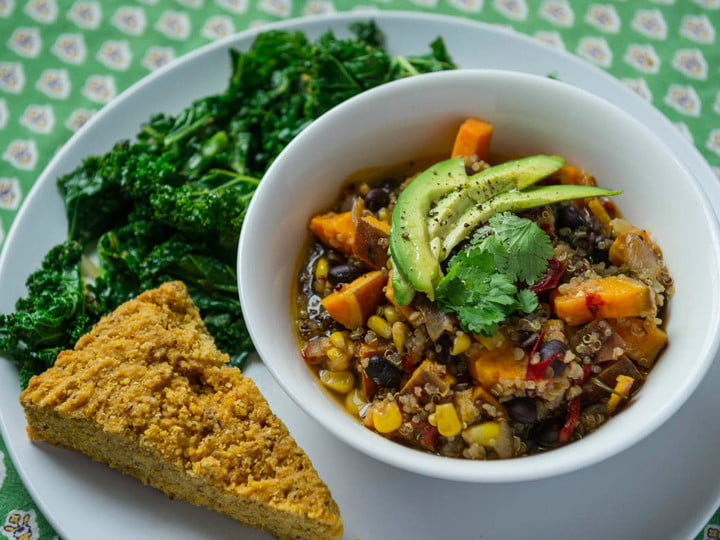 umi kitchen home cooked meal delivery uni vegan quinoa