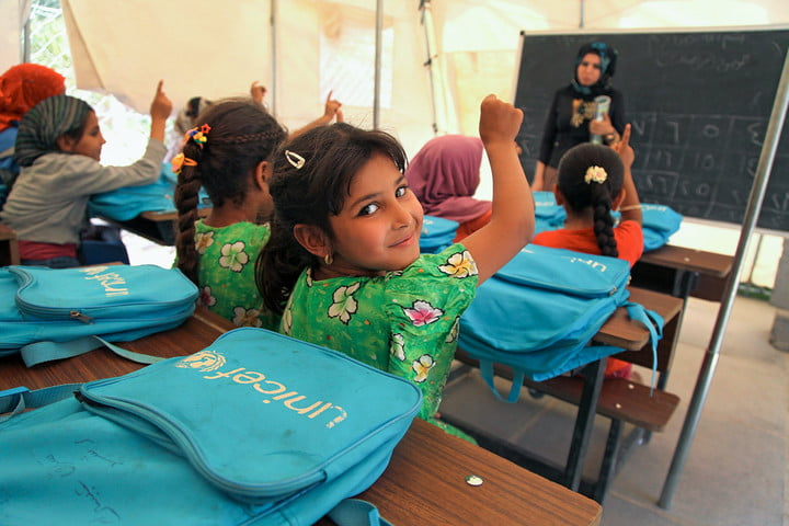 unicef innovation fund world education financial support charity 1