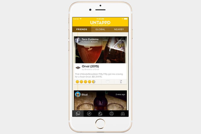 Best Fourth of July Apps - Untappd