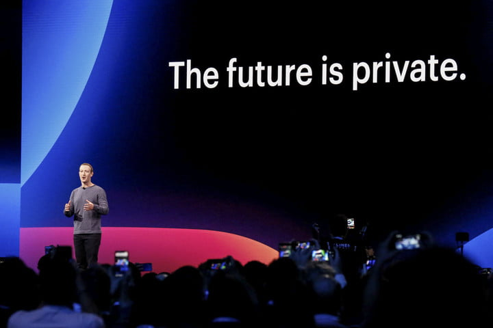 Facebook's Mark Zuckerberg | The future is private