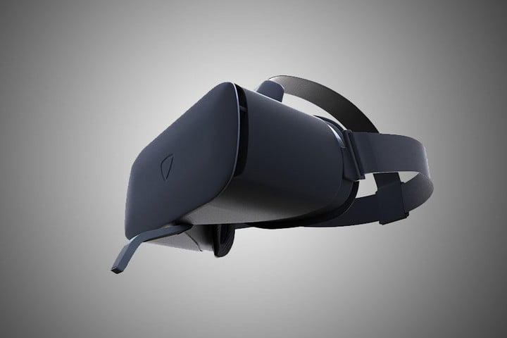 veeso face tracking headset product shot