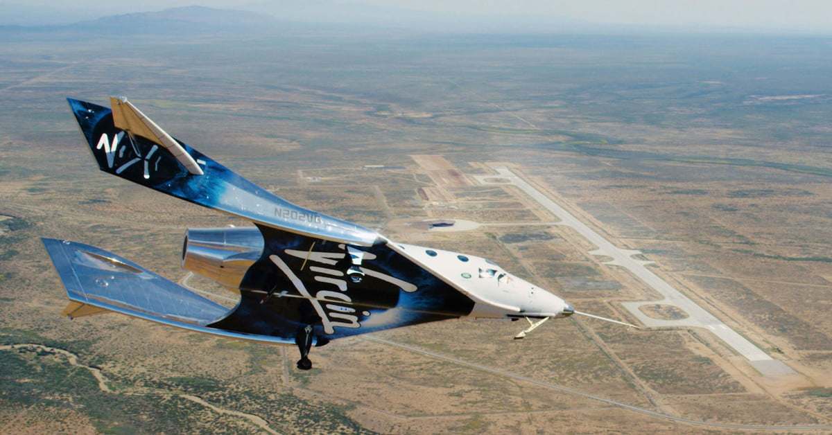 Virgin Galactic to launch first crewed test flight from New Mexico this month
