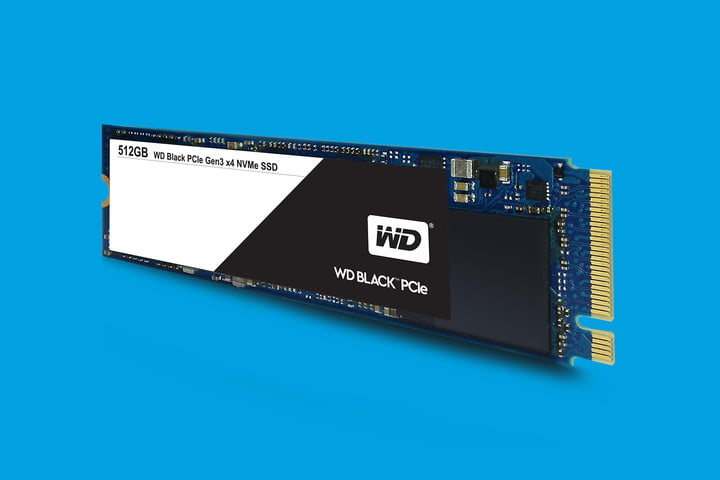 western digital sandisk announcing new high speed storage options wd black pciessd pr graphic no text
