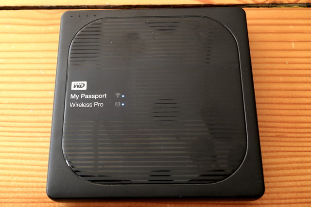 wd my passport wireless pro 2